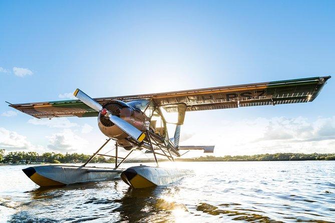 Deluxe Seaplane Tour Noosa to Australia Zoo Adventure for 2 with Photobook