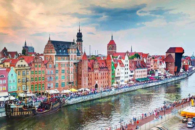 The Best Of Gdansk Walking Tour
