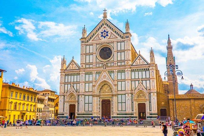 Florence: Santa Croce Church Tour