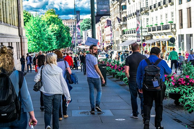 Oslo City Private Walking Tour