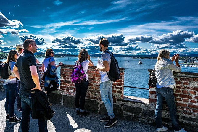 Oslo City Private Walking Tour, view from Akerhus Fortress