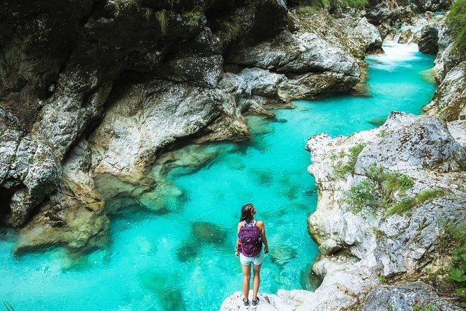 Soča river experience - Triglav national park