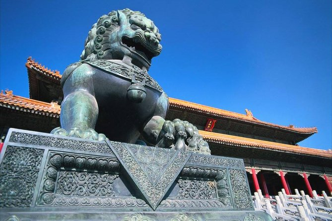 Beijing Private Tour: Tiananmen Square,Forbidden City and Hutong Tour with Lunch