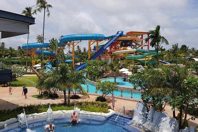 Splash Jungle Water Park - Shared Transfer