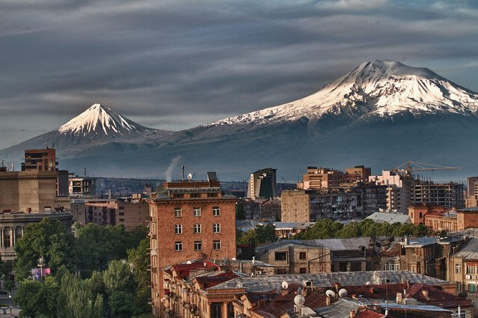 Yerevan - 2800 years, the living witness of history