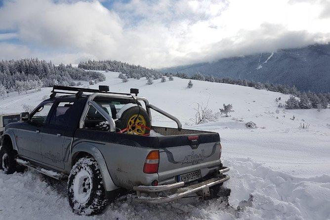 Private & Tremendous Jeep Safari to the Seven Rila Lakes
