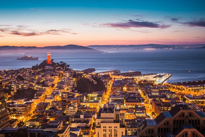Small Group San Francisco Sunset Experience