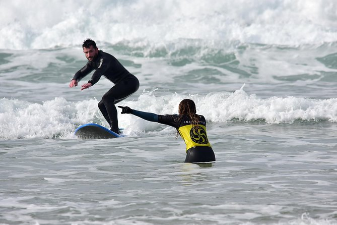 1-day Surf Course in Somo
