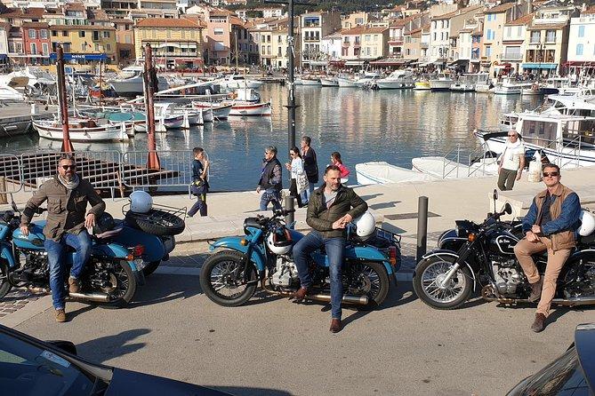 Departing from Marseille: FULL DAY Tour of Marseille, Tour Des Vignobles De Cassis