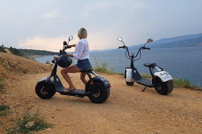 Rent an E-Scooter Chopper 2 seat : Exploring Maspalomas,Playa Ingles,Meloneras