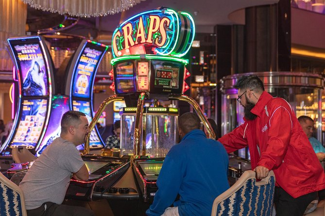Las Vegas Strip Casino Games and Gambling with a Local Guide 2020