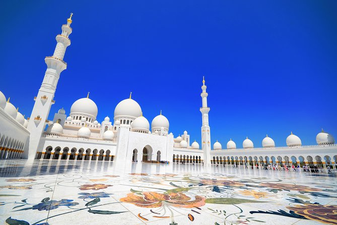 Full Day Abu Dhabi City Tour from Dubai