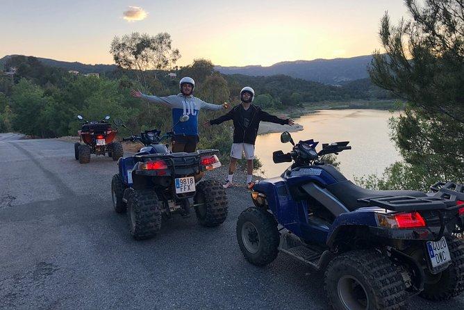 Activities Quads Salou