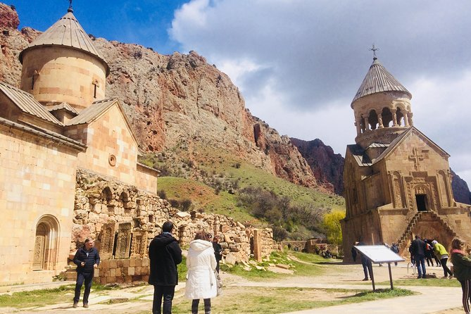 Private tour to Khor Virap, Areni winery, Noravank