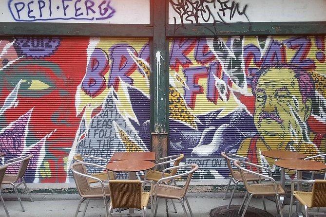 Street Art Tour in Vienna