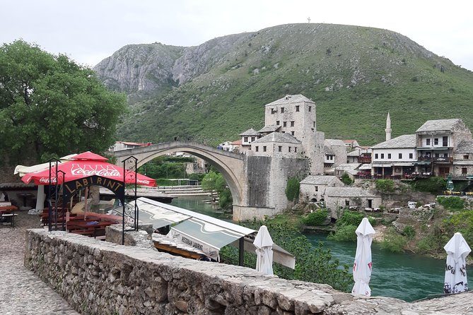 Mostar, Pocitelj and Kravice Waterfalls Smiley Private Tour from Dubrovnik