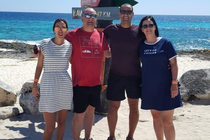 Dune Buggy Tour and Snorkeling at Punta Sur Including Lunch