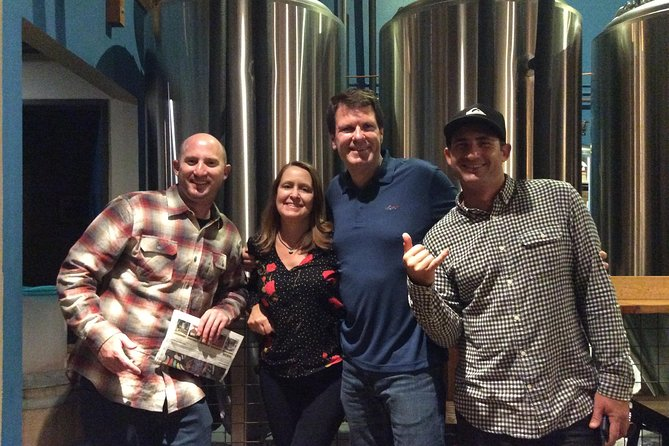 The South Orange County Craft Brewery Tour