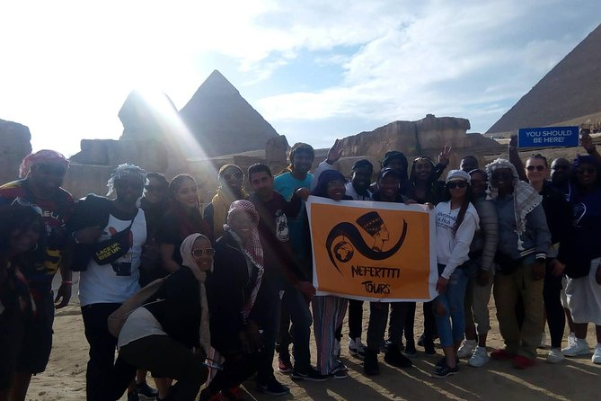 Giza Pyramids & Saqqara And Memphis Package Tour photo 1