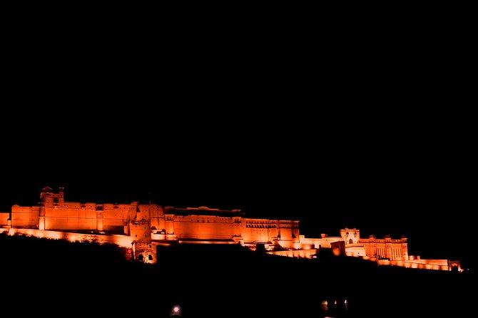Jaipur By Night