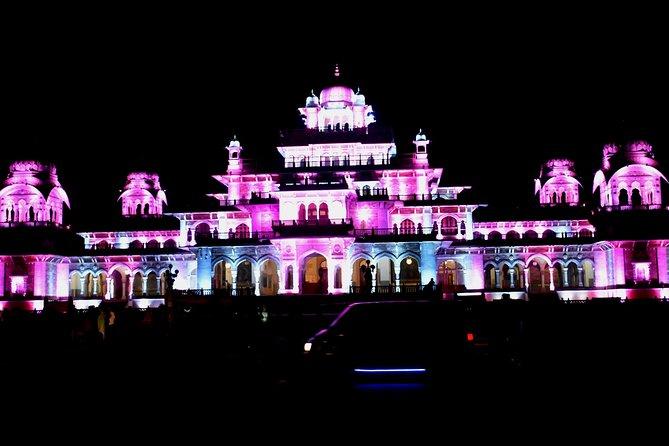 Experience Jaipur By Night