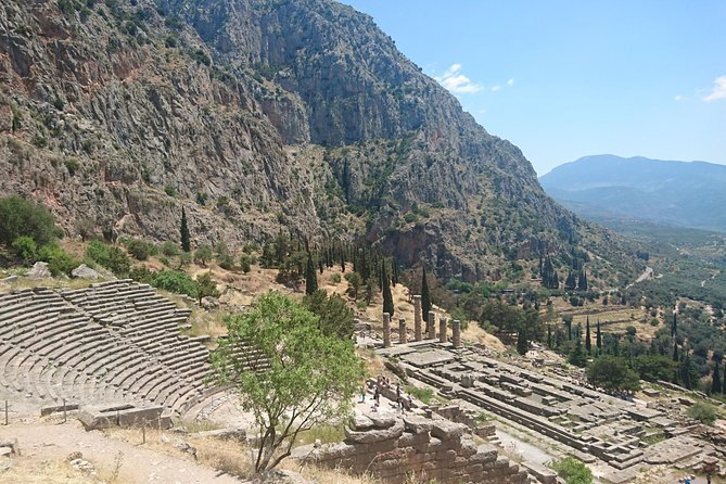Delphi Day Trip from Athens photo 7