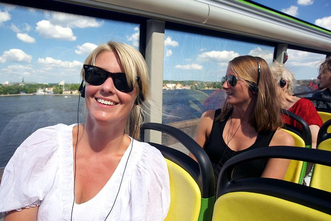 Hop-On Hop-Off Bus and Boat Ticket in Stockholm photo 6