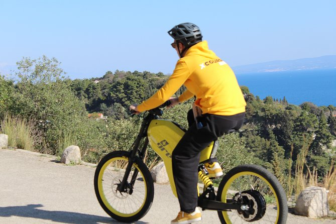 Split, explore Marjan Hill with GREYP e-bike photo 7