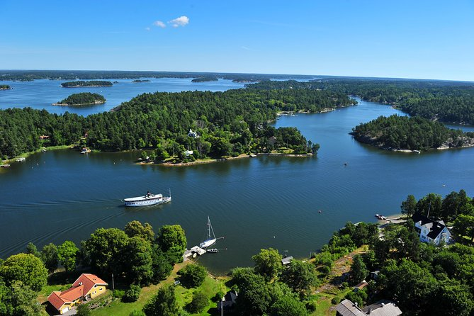 Stockholm Archipelago Tour with Guide