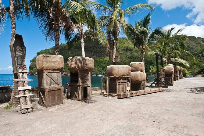 Tour of the Pirates of the Caribbean (SVG) photo 3