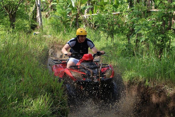 Best Combination: Quad Biking and White Water Rafting photo 4
