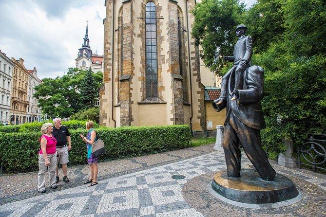 Expert Led Jewish Heritage Tour in Prague