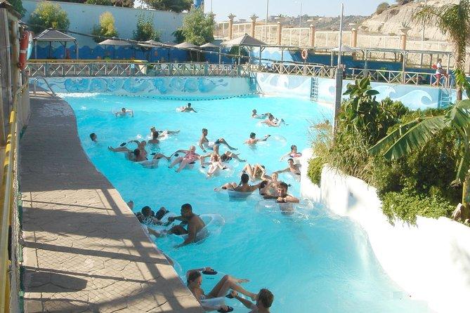 Waterpark in Faliraki