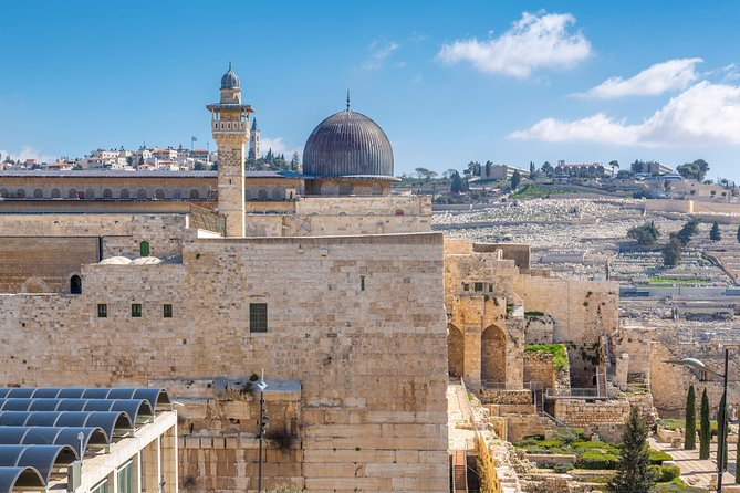 Jerusalem Half Day Walking Tour (3 Hours) from Tel Aviv photo 3