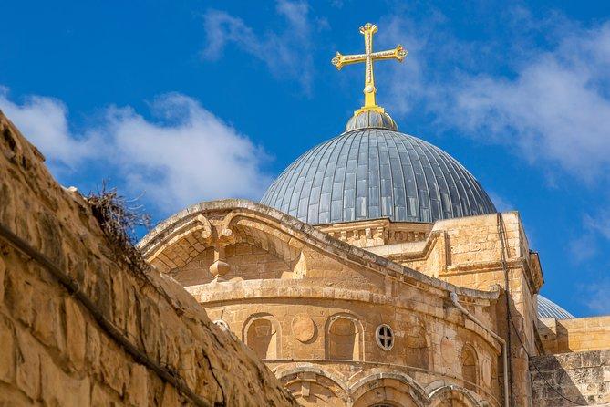 Jerusalem Half Day Walking Tour (3 hours) from Jerusalem