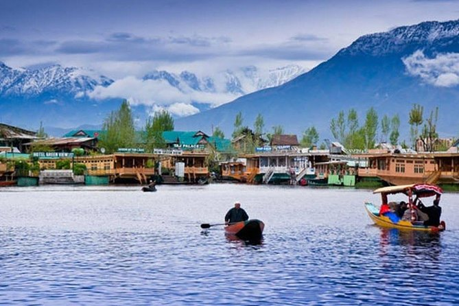 Srinagar City Tour (Pickup from Hotel)