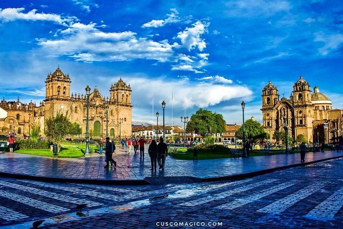 City Tour Cusco With Qoricancha and 4 Ruins