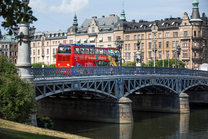 Stockholm Shore Excursion: Stockholm City Hop-On Hop-Off Tour by Bus photo 7