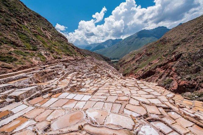Sacred Valley: Chinchero, Maras, Moray, Ollantaytambo Private or Small-Group