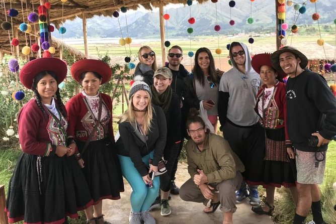 Sacred Valley: Chinchero, Maras, Moray, Ollantaytambo Private or Small-Group