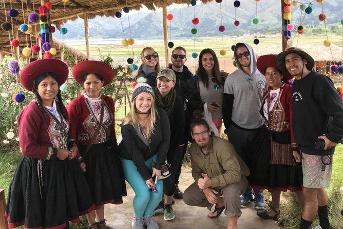 Sacred Valley: Chinchero, Maras, Moray, Ollantaytambo (Private or 6 Small Group)