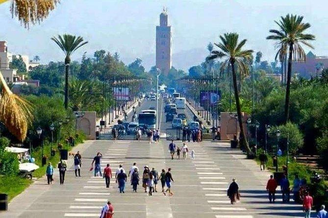 Marrakech & Essaouira = 2 Days Trip From Agadir