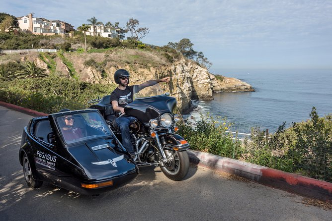 Private La Jolla Tour by Sidecar