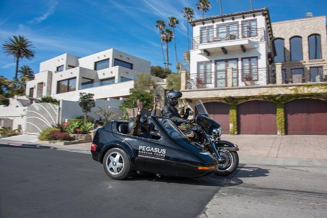 Private La Jolla Tour by Sidecar