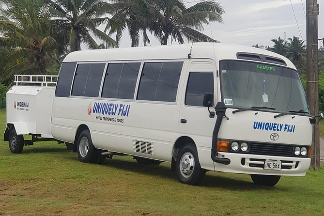 Private Minibus Transfer Hotel to Nadi Airport