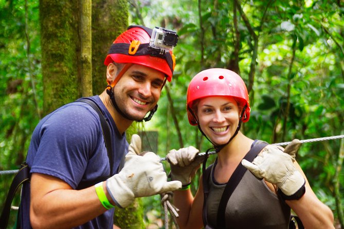 Canopy Tour Plus Night Walk