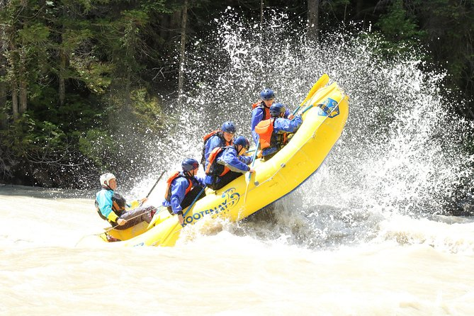 Extreme Whitewater Rafting on Kicking Horse River photo 1