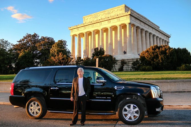 Half-Day Washington DC City Tour with Multi-Lingual Guide