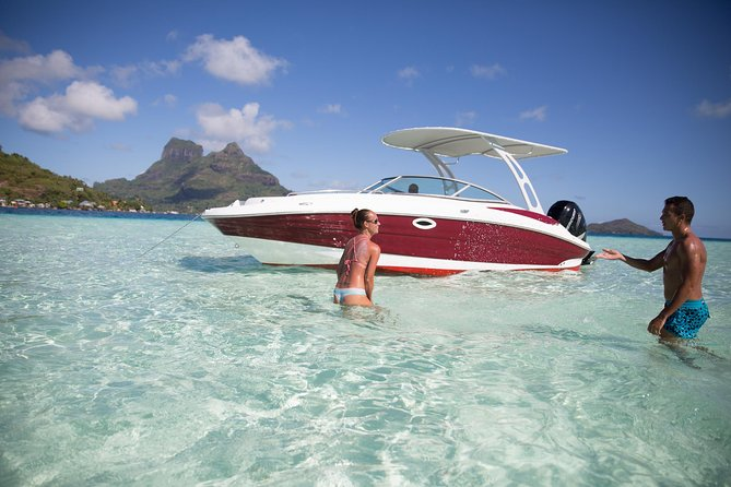 Bora Bora Private Morning Snorkeling Tour