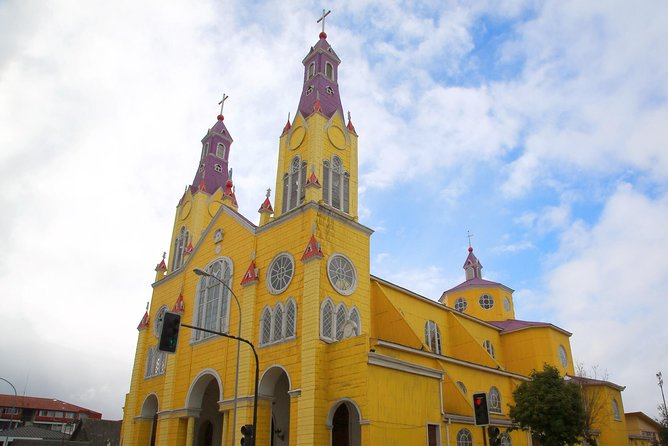 Puerto Montt: Full day at Chiloé Island, Castro and Dalcahue
